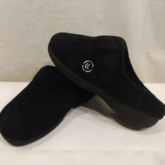 ISOTONER Women's Slip On Cushioned Slippers Slides